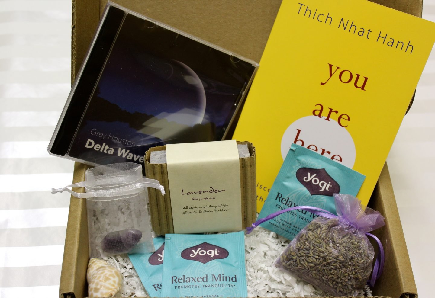My calm box review