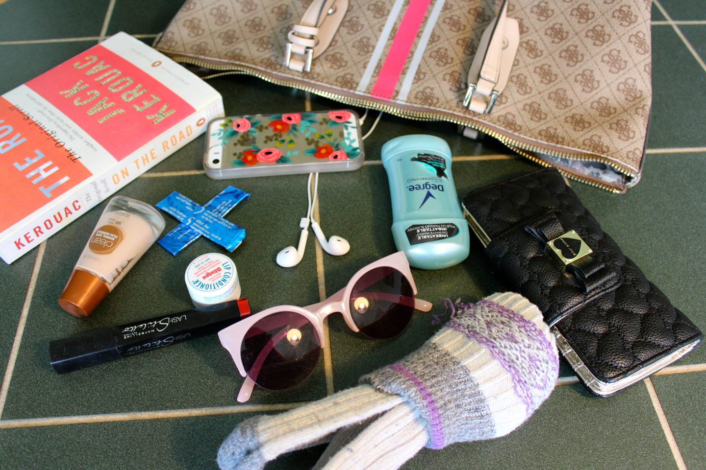 Wardrobe Wednesday: Travel edition