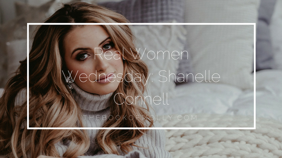 Real Women Wednesday: Shanelle Connell